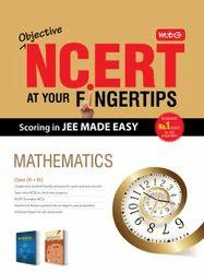 Objective Ncert At Your Fingertips  Mathematics