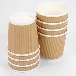 Ripple Paper Cups, For Event, Capacity: 200, 250 & 350 ml