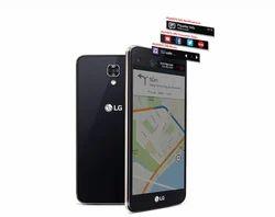 LG X Screen LG K500I Black Smart Phones