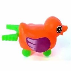Push Back Spring Duck Promotional Toys