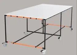 storedge industries ABS coated steel Industrial Work Table