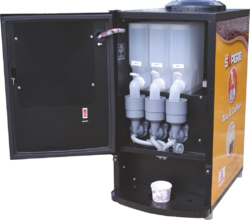 Superb Automatic Tea And Coffee Vending Machine