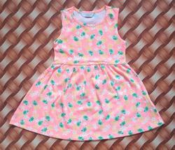 Embroidery Cotton Girls Frocks
