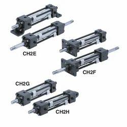 SMC JIS Standard Hydraulic Cylinder CH2/CHD2
