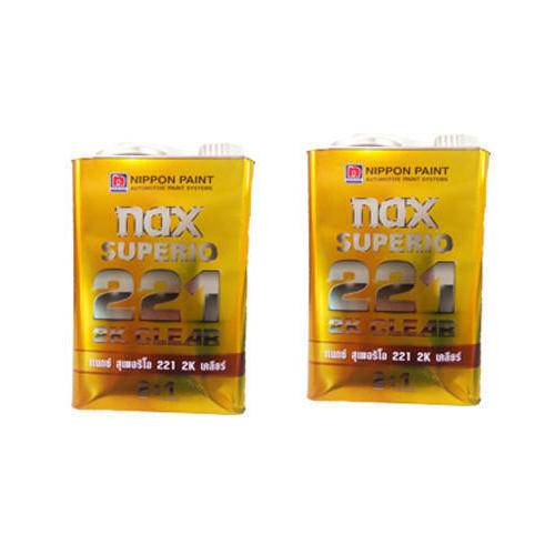 Nax Superio 2k Clear 221 Coat
