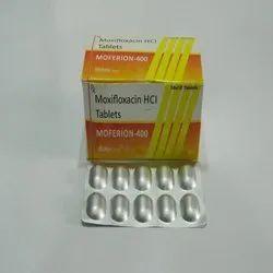 Moxifloxacin HCL Tablet