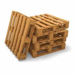 Block Wooden Pallet