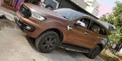 Satin Brown Mettalic Car Wraps