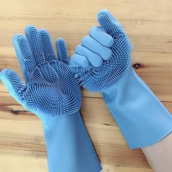 Silicon Hand Gloves
