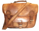 Genuine Leather Classic Office Bag