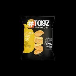 Tagz Popped Potato Chips - Salt Trippin