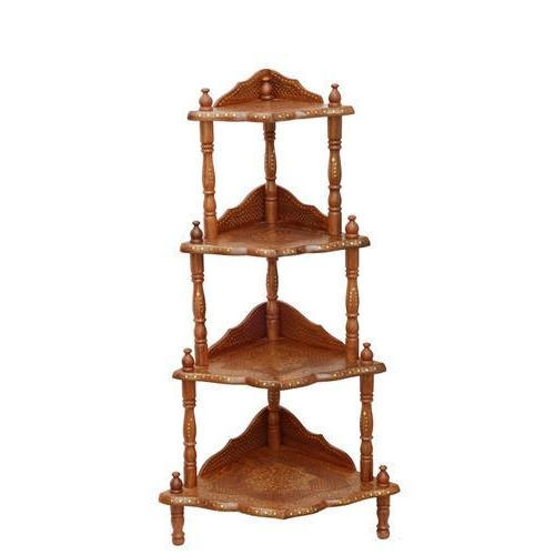 Handicraft Corner Rack क र नर र क क न म