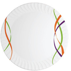 Pratap Magnetic Shape Melamine Plate