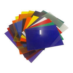 Available In All Colors Transparent Colored Acrylic Sheet, 2-12 Mm ...