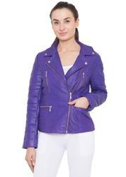 Leather Jacket - women