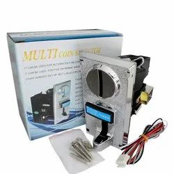 Automatic Multi Coin Acceptor