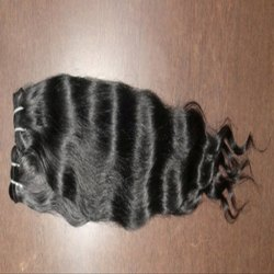 Indian Remy Natural Wavy Silky Smooth Human Hair