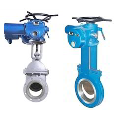 Motorized Basis Weight Control Valve