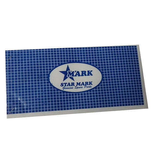 Bike Spare Part Packaging Pouch