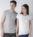 Plain T Shirts Bio Washed