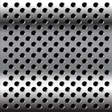 Stainless Steel Perforated Sheet 316