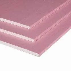 6x4 Feet Gypsum Boards, Shape: Rectangular, Thickness: Up To 12.5 Mm