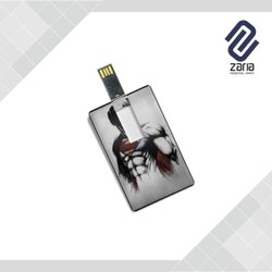Customize Credit Card Shape Pen Drive