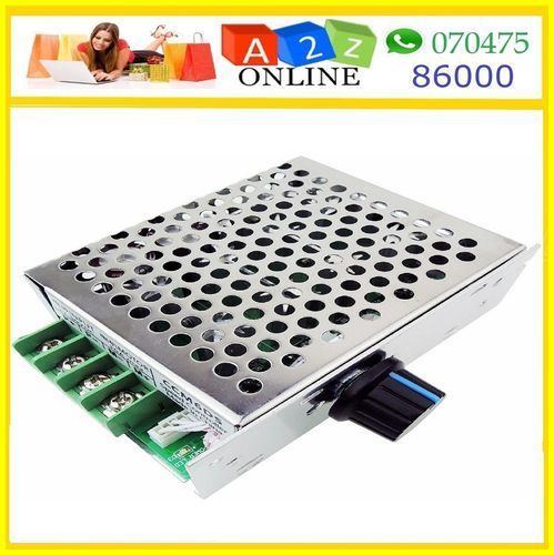 40a Pwm Controller,led Dimmer/speed Controller /hho Controller