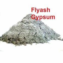 Fly Ash Bricks Gypsum Powder