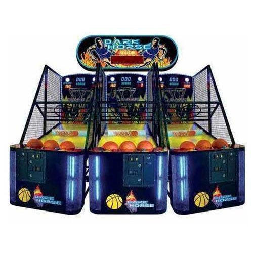 Basketball Arcade Machine At Rs 95000 Unit Game Machine Id