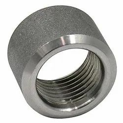 Alloy Steel Threaded Half Coupling