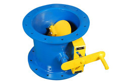 Round Air Damper