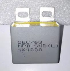 Metallised Polypropylene IGBT Snubber Capacitors