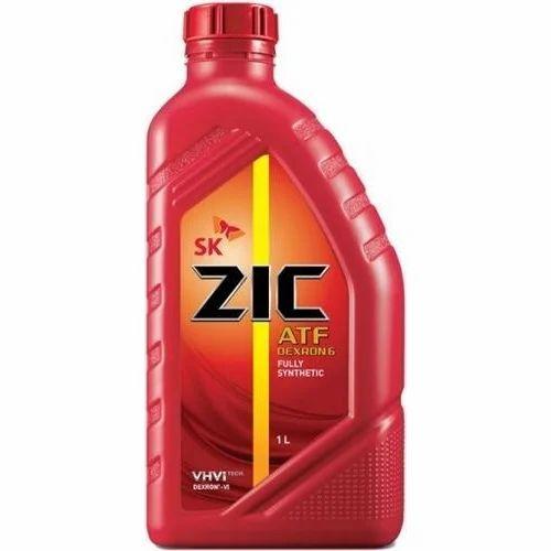 Zic Atf Dexron 6 Transmission Fluid