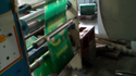 Six Color Rotogravure Printing Machine