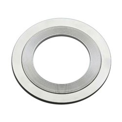 Natural SS Spiral Wound Ring Gasket, For Industrial, Thickness: 10 Mm-45 Mm