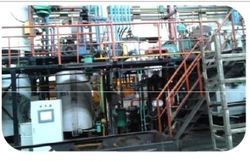 Renovation And Automation Of Oil Filtration Plant