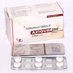 Azithromycin Tablets IP Tablets