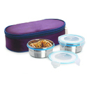 Stainless Steel Air Tight Lid Tiffins