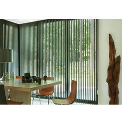 Jini Vertical Blinds