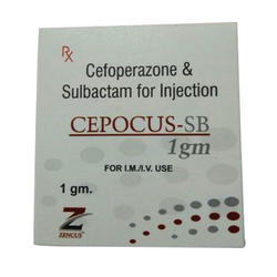 Cefoperazone 500 Sulbactam Anhydrous 500Mg Injection