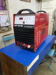 Inverter Plasma Cutting Cum Welding Machine with Builtin Compressor