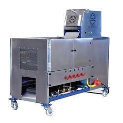 Gas Roti Maker Machine