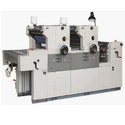 Two Color Non-Woven Bag Printing Machine