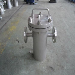 Carbon Steel Simplex Bucket Strainer