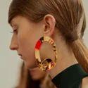 Fashion Statement Design Handmade Women Studs Earring
