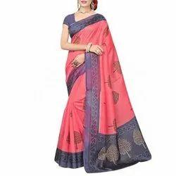 Ladies Designer Cotton Saree