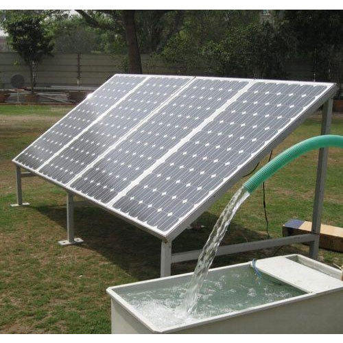 1 5 Hp Single Phase Solar Water Pump Water Flow Rate 15600 Liter Day Rs 180000 Unit Id 19216494148