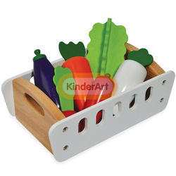 Vegetables Crate  Toys