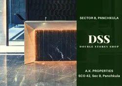 DSS (Double Storey Shop), Sector 8, Panchkula